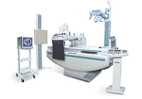 Radiology and Fluoroscopy System